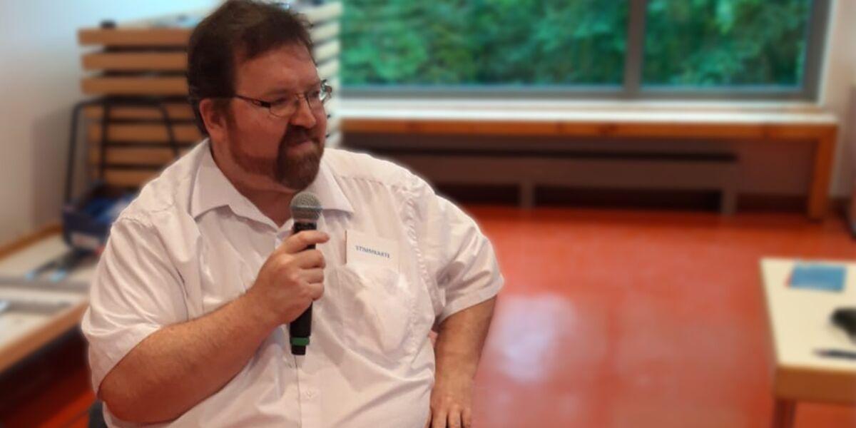René Rotzinger (AfD) zum Direktkandidat gewählt